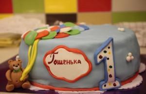 детский торт, торт на заказ, торт киев